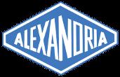 Alexandria Logo klein web
